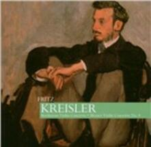 Concerto per violino / Concerto per violino n.4 - CD Audio di Ludwig van Beethoven,Wolfgang Amadeus Mozart,Fritz Kreisler