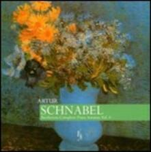 Sonate per pianoforte vol.4 - CD Audio di Ludwig van Beethoven,Artur Schnabel