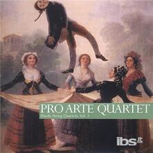 Quartetti per archi vol.3 - CD Audio di Franz Joseph Haydn,Pro Arte Quartet