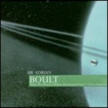 I pianeti (The Planets) - CD Audio di Gustav Holst,Sir Adrian Boult,BBC Symphony Orchestra