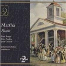 Martha - CD Audio di Friedrich Von Flotow