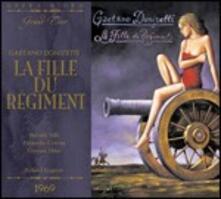 La figlia del reggimento - CD Audio di Gaetano Donizetti,Beverly Sills,Fernando Corena,Roland Gagnon