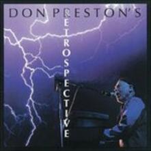 Retrospective - CD Audio di Don Preston