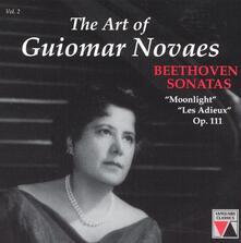 The Art of Guiomar Novaes - CD Audio di Ludwig van Beethoven,Guiomar Novaes