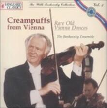 Creampuffs from Vienna - CD Audio di Franz Schubert,Willi Boskovsky,Boskovsky Ensemble