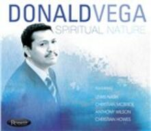Spiritual Nature - CD Audio di Donald Vega