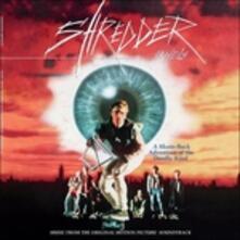 Shredder Orpheus (Colonna Sonora) - Vinile LP + DVD