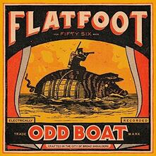 Odd Boat - CD Audio di Flatfoot 56
