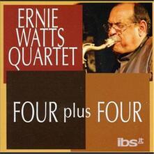 Four Plus Four - CD Audio di Ernie Watts