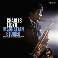 Manhattan Stories - Vinile LP di Charles Lloyd