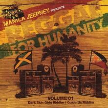 Reggae for Humanity 1 - CD Audio