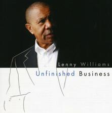Unfinished Business - CD Audio di Lenny Williams