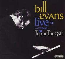 Live at Art D'Lugoff's Top of the Gate - CD Audio di Bill Evans
