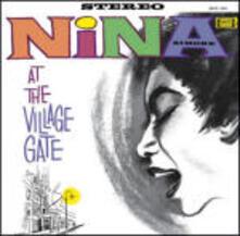 Nina Simone at the Village Gate - CD Audio di Nina Simone