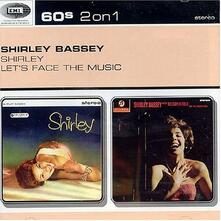 Shirley - Lets Face the Music - CD Audio di Shirley Bassey