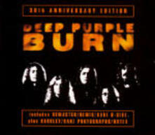 Burn (30th Anniversary Edition) - CD Audio di Deep Purple
