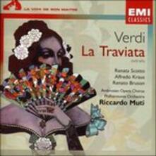 Traviata - CD Audio di Giuseppe Verdi