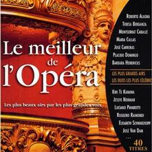 Le Meilleur De L'opera 2 - CD Audio