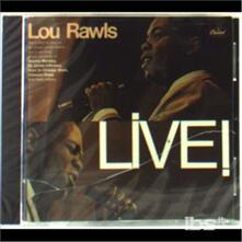 Live! - CD Audio di Lou Rawls
