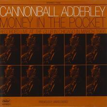 Money in the Pocket - CD Audio di Julian Cannonball Adderley