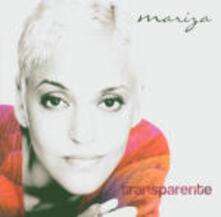 Transparente - CD Audio di Mariza
