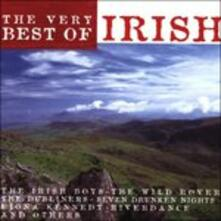 The Very Best of Irish. Compilation - CD Audio