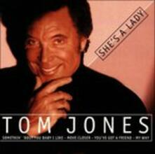 She's a Lady - CD Audio di Tom Jones