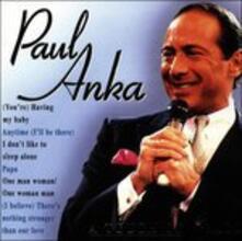 A Touch of Class - CD Audio di Paul Anka
