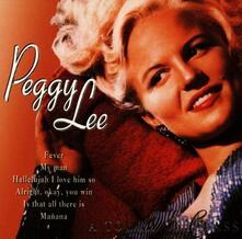 A Touch of Class - CD Audio di Peggy Lee