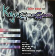 The Best of - CD Audio di Kajagoogoo,Limahl