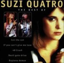The Best of - CD Audio di Suzi Quatro