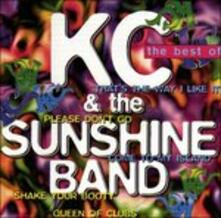 The Best of - CD Audio di KC & the Sunshine Band