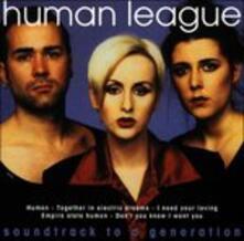 Soundtrack to a Generation - CD Audio di Human League