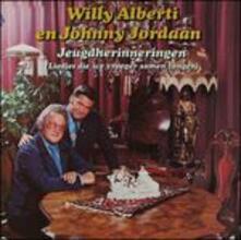 Jeugdherinneringer - CD Audio di Willeke Alberti,Johnny Jordaan
