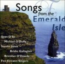 Songs from the Emerald Isle - CD Audio