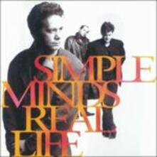 Real Life - CD Audio di Simple Minds