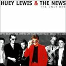 The Only One - CD Audio di Huey Lewis,News