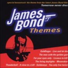 James Bond Themes (Colonna Sonora) - CD Audio
