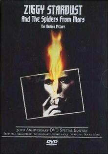 David Bowie. Ziggy Stardust and the Spiders from Mars: The Motion Picture<span>.</span> 30th Anniversary Special Edition di Don Alan Pennebaker - DVD