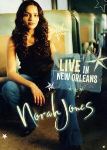 Norah Jones. Live In New Orleans - DVD
