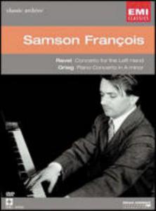 Film Samson François. Classic Archive