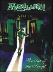 Marillion. Recital of the Script di Martin Bell - DVD