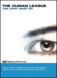 Human League. The Best Of - DVD