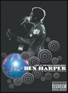 Film Ben Harper. Live At The Hollywood Bowl