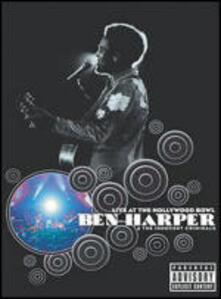 Ben Harper. Live At The Hollywood Bowl - DVD