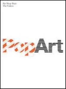 Film Pet Shop Boys. Pop Art The Videos