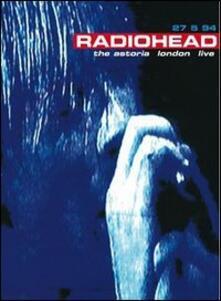 Radiohead. The Astoria London Live 27.5.94 - DVD