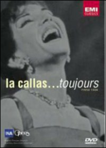 Film Maria Callas. La Callas... Toujours, Paris 1958
