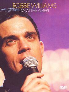 Film Robbie Williams - Live At The Albert