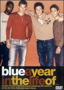 Blue. A Year In The Life Of Blue - DVD